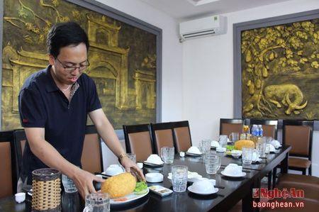 Chang trai tam huyet voi thuong hieu 'Ga Thanh Chuong' - Anh 1