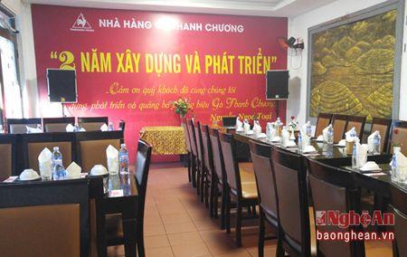 Chang trai tam huyet voi thuong hieu 'Ga Thanh Chuong' - Anh 2