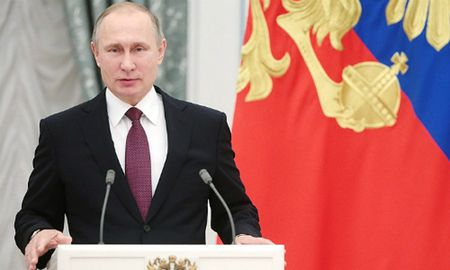 Putin khong nhac toi Obama trong thong diep nam moi - Anh 1