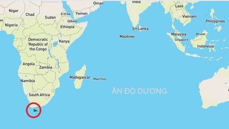 Tau ngam Ba Ria - Vung Tau da vao An Do Duong - Anh 1
