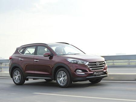 Mua xe chay Tet, chon Hyundai Tucson hay Honda CR-V? - Anh 2