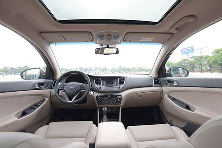 Mua xe chay Tet, chon Hyundai Tucson hay Honda CR-V? - Anh 4