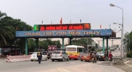 Tinh toan, dieu chinh muc thu phi phu hop tai tram thu phi cau Ben Thuy - Anh 1