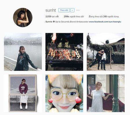 So sanh Instagram cua 'nua kia' cac hot teen Viet - Anh 1