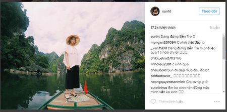 So sanh Instagram cua 'nua kia' cac hot teen Viet - Anh 2