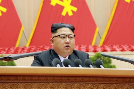 Dau nam moi, Kim Jong Un noi sap phong ten lua xuyen luc dia - Anh 1
