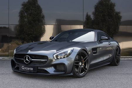 Xe the thao Mercedes-Benz AMG GT S do 610 ma luc - Anh 1