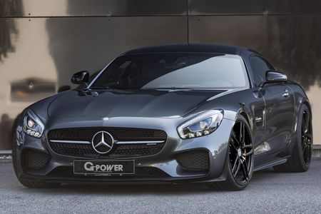 Xe the thao Mercedes-Benz AMG GT S do 610 ma luc - Anh 3