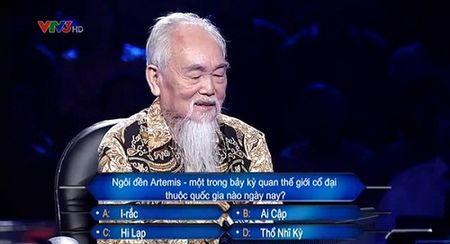 Cu ong 78 tuoi ke chuyen tinh yeu tren song 'Ai la trieu phu' - Anh 1