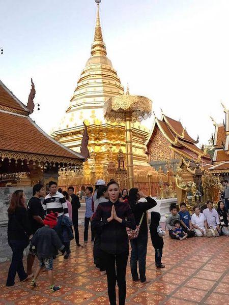 Dien vien Ngoc Lan: Nam qua toi lai duoc ong chong! - Anh 9