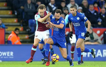 Leicester tim lai chien thang ngay cuoi nam 2016 - Anh 2