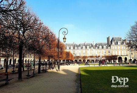 Paris nhung ngay dau tien cua nam moi 2017 - Anh 13