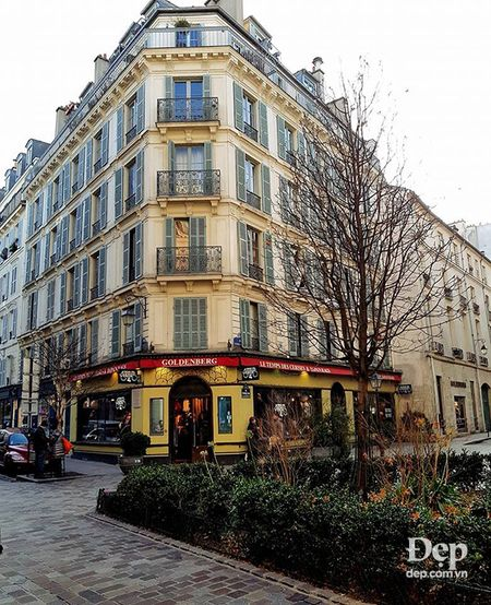 Paris nhung ngay dau tien cua nam moi 2017 - Anh 15