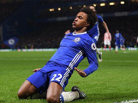 Chelsea 4-2 Stoke: Tiec tat nien tung bung - Anh 2