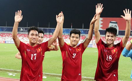 Toan canh the thao Viet Nam 2016: U19 Viet Nam sang chau Au tap huan - Anh 2