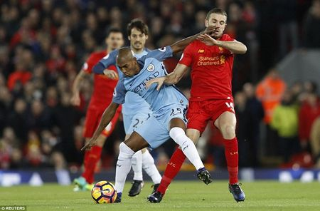 Toan canh chien thang thuyet phuc cua Liverpool truoc Man City - Anh 1