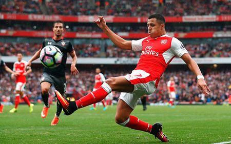 Doi hinh du kien giup Arsenal khuat phuc Crystal Palace - Anh 9