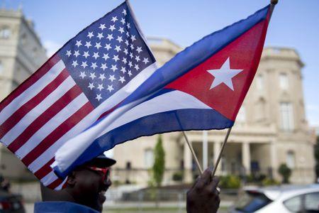 My, Cuba ky thoa thuan phan dinh bien gioi tai Vinh Mexico - Anh 1