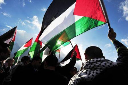 Palestine: Hamas va Fatah dong y thanh lap chinh phu doan ket - Anh 1