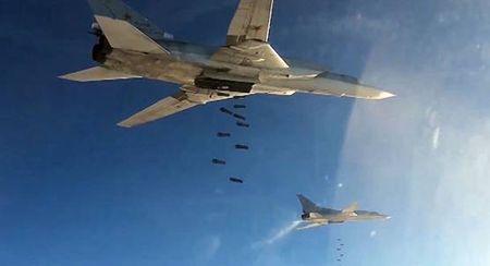 'O to bom bay' tu chien, noi kinh hoang cua quan Assad - Anh 2