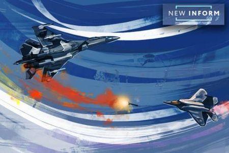Bao My: Su-35 cua Nga loi the hon F-22 cua My - Anh 1