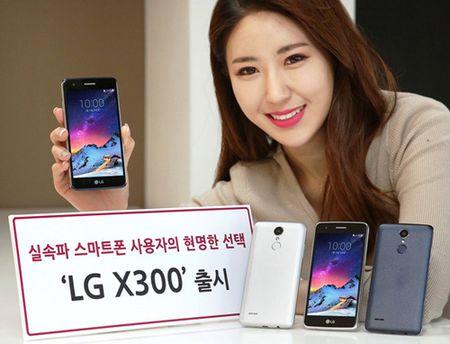 LG cong bo smartphone gia duoi 5 trieu dong - Anh 1