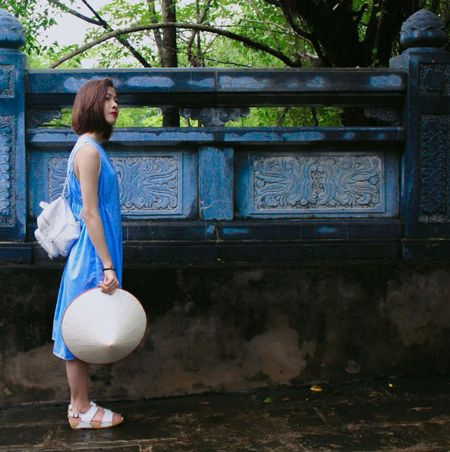 Check-in ngoi chua trong MV sieu hot 'Bao gio lay chong' o Ninh Binh - Anh 7