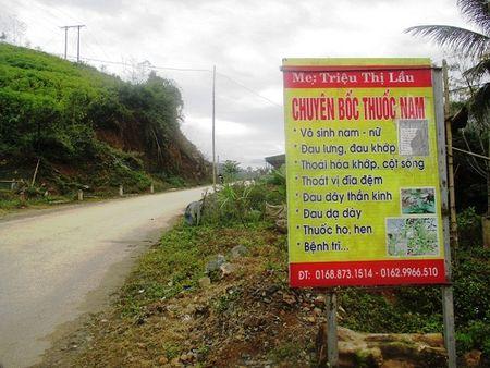 Thanh Hoa: Loan nha thuoc gia truyen chua benh vo sinh, hiem muon - Anh 1