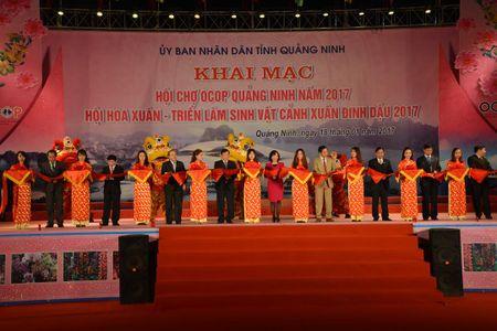 Quang Ninh: Khai mac Hoi cho moi xa phuong 1 san pham (OCOP) - Anh 2