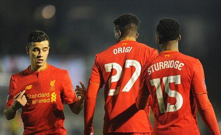 Lucas toa sang, Origi that bai tren cham 11m, Liverpool nhoc nhan gianh ve di tiep - Anh 5