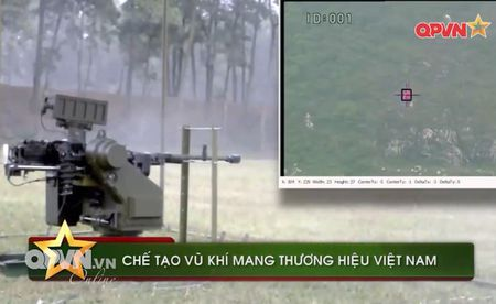 Vui mung ngam loat vu khi thuong hieu Viet Nam - Anh 1