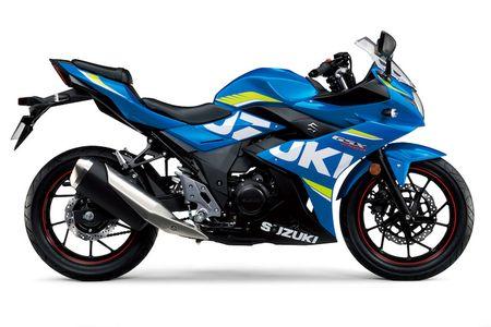 Chi tiet Sportbike Suzuki GSX250R gia 101 trieu dong - Anh 1