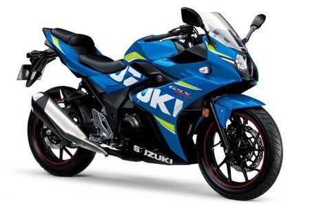 Chi tiet Sportbike Suzuki GSX250R gia 101 trieu dong - Anh 2