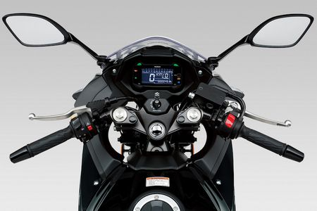 Chi tiet Sportbike Suzuki GSX250R gia 101 trieu dong - Anh 4