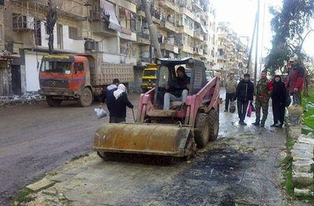 Dong Aleppo gio trong ra sao? - Anh 1
