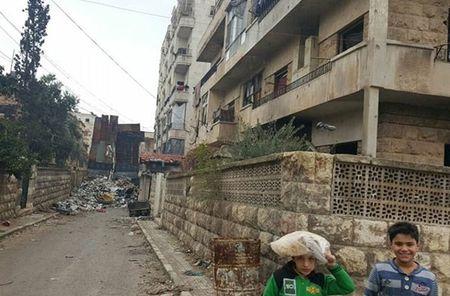 Dong Aleppo gio trong ra sao? - Anh 2
