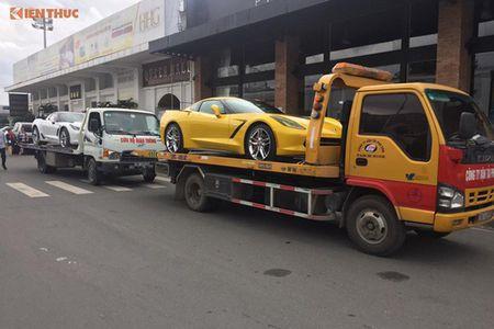 Sieu xe Chevrolet Corvette C7 gia 6 ty ve Viet Nam an Tet - Anh 2