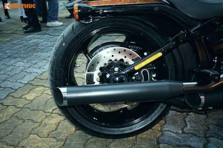 Harley-Davidson CVO Pro Street Breakout tien ty tai Ha Noi - Anh 10