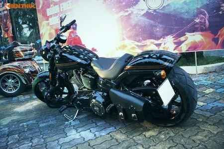 Harley-Davidson CVO Pro Street Breakout tien ty tai Ha Noi - Anh 11