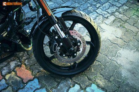 Harley-Davidson CVO Pro Street Breakout tien ty tai Ha Noi - Anh 4