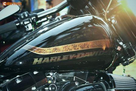 Harley-Davidson CVO Pro Street Breakout tien ty tai Ha Noi - Anh 7