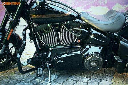 Harley-Davidson CVO Pro Street Breakout tien ty tai Ha Noi - Anh 8