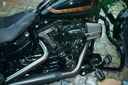 Harley-Davidson CVO Pro Street Breakout tien ty tai Ha Noi - Anh 9