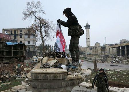 Chien su khong hoi ket o Syria qua anh Sputnik - Anh 13
