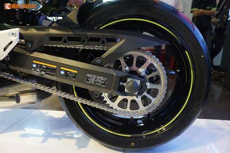 Kawasaki Viet Nam ra mat Z900 'chot gia' 288 trieu dong - Anh 11