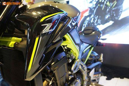Kawasaki Viet Nam ra mat Z900 'chot gia' 288 trieu dong - Anh 14