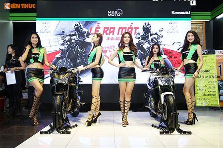 Kawasaki Viet Nam ra mat Z900 'chot gia' 288 trieu dong - Anh 1