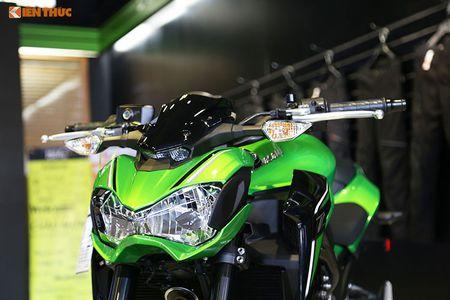 Kawasaki Viet Nam ra mat Z900 'chot gia' 288 trieu dong - Anh 4