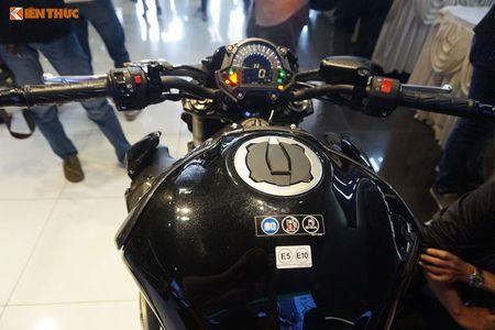 Kawasaki Viet Nam ra mat Z900 'chot gia' 288 trieu dong - Anh 6