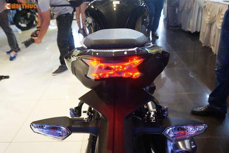 Kawasaki Viet Nam ra mat Z900 'chot gia' 288 trieu dong - Anh 9